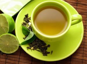 zalia arbata ir celiulitas