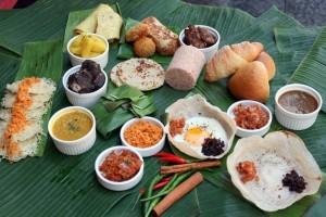 Palmės - stebuklingas Šri Lankos atradimas