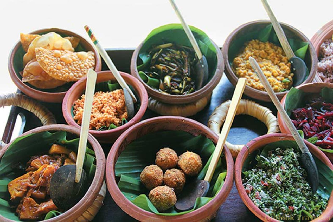 Aštrios Šri Lankos virtuvės tradicijos