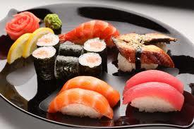 Japonijos virtuvės maisto rūšių labirintai