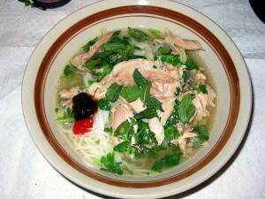 Gaminiai, kuriais gali pasigirti Vietnamo virtuvė