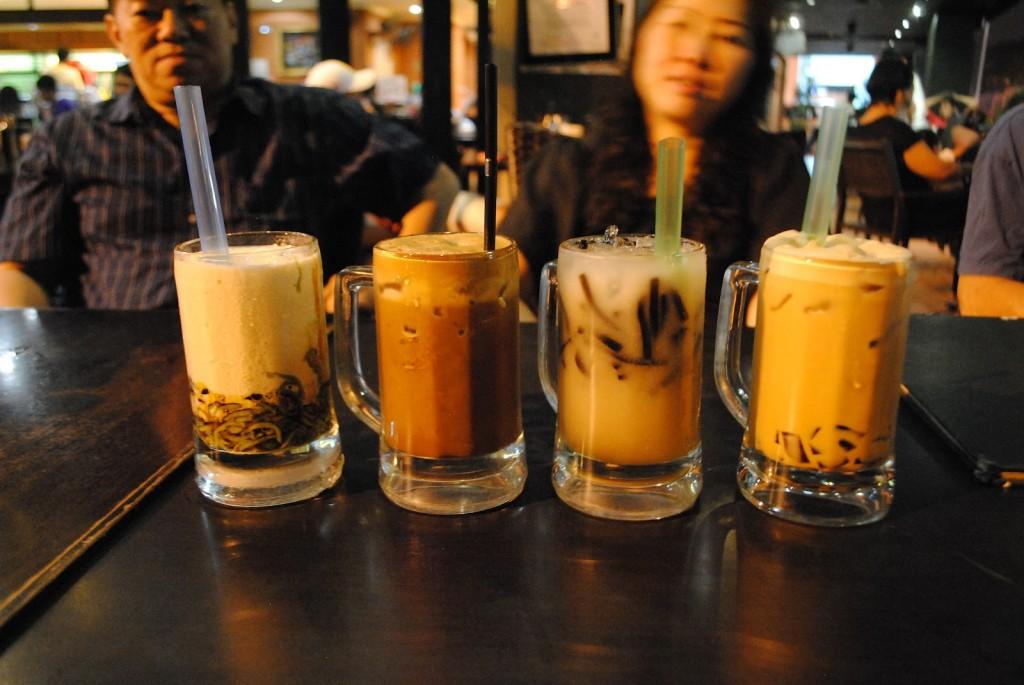 Populiariausi gėrimai Malaizijoje