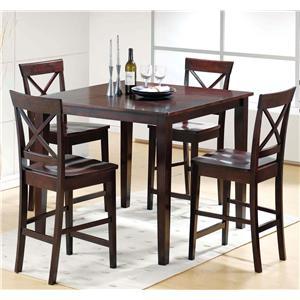 virtuviniai stalai ir kėdės