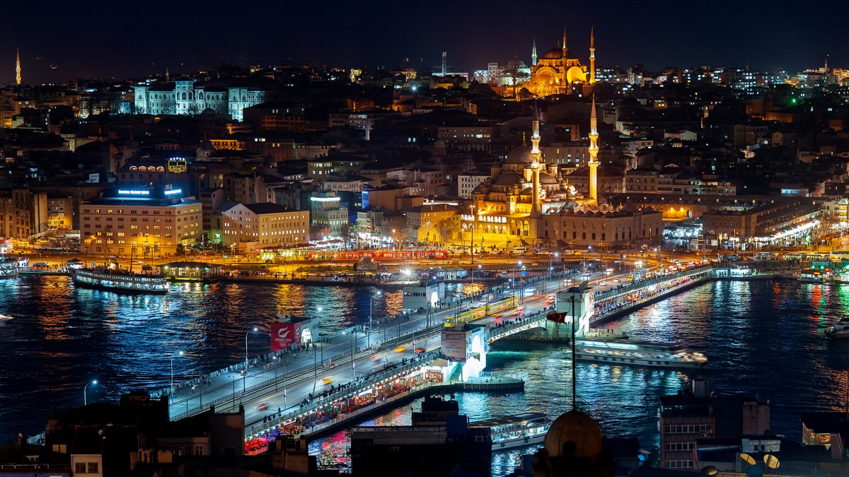 Skrydžiai į Turkiją