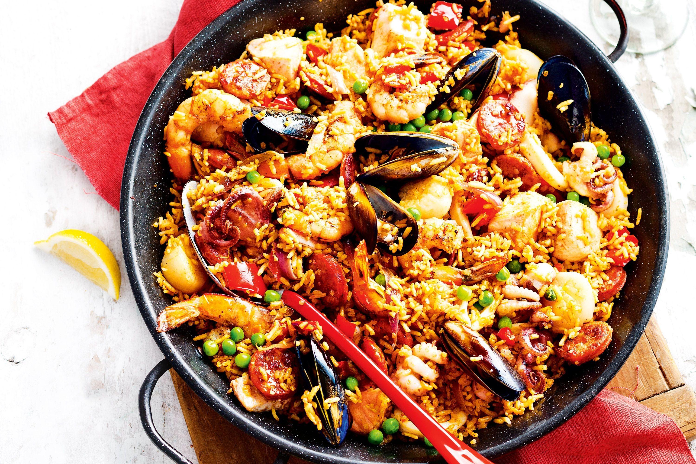 ispaniska virtuve