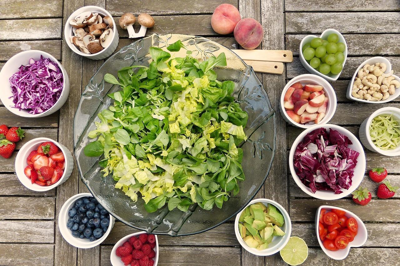 ka valgo veganai, veganiška mityba