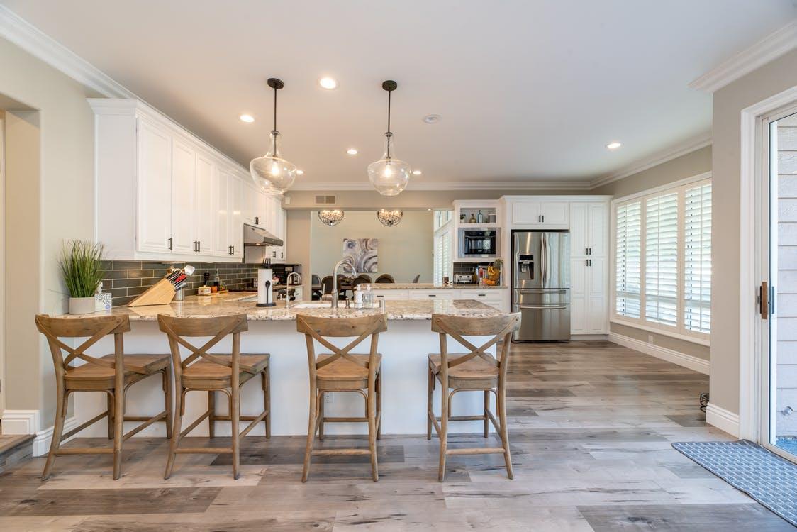 virtuvės kėdės