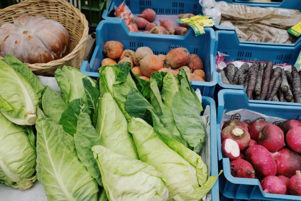 dėžė daržovėms